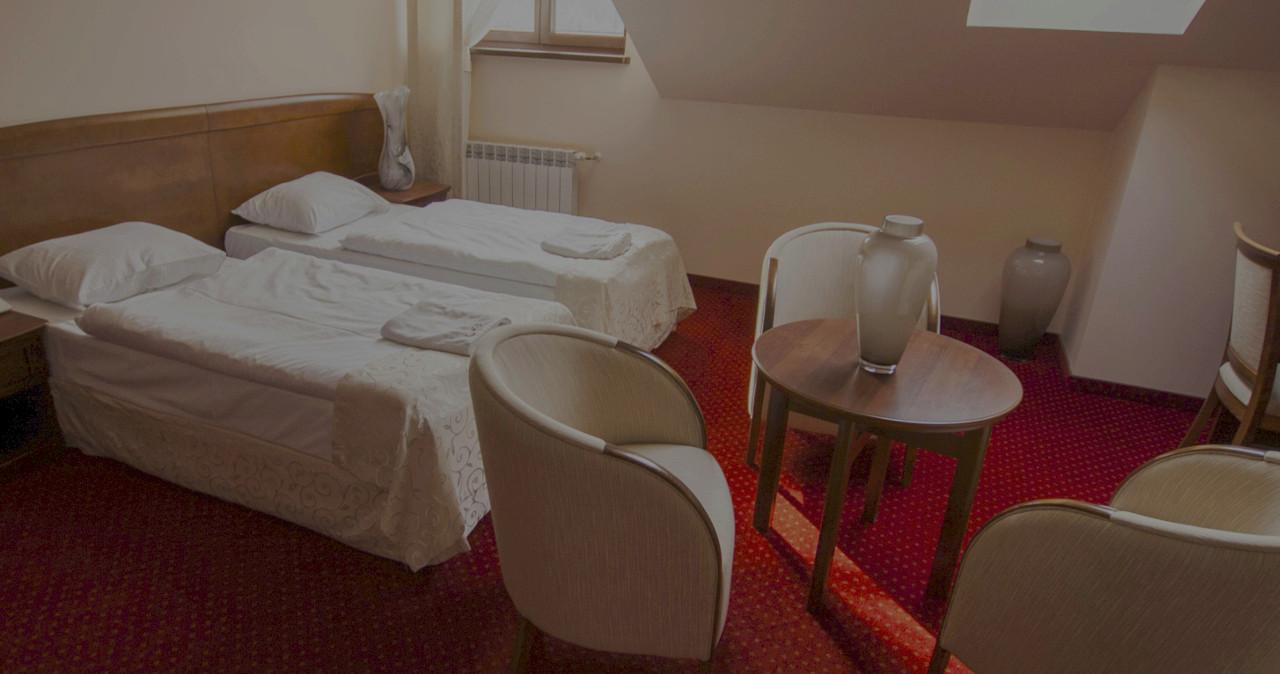 Pokoje Hotelowe Dersław